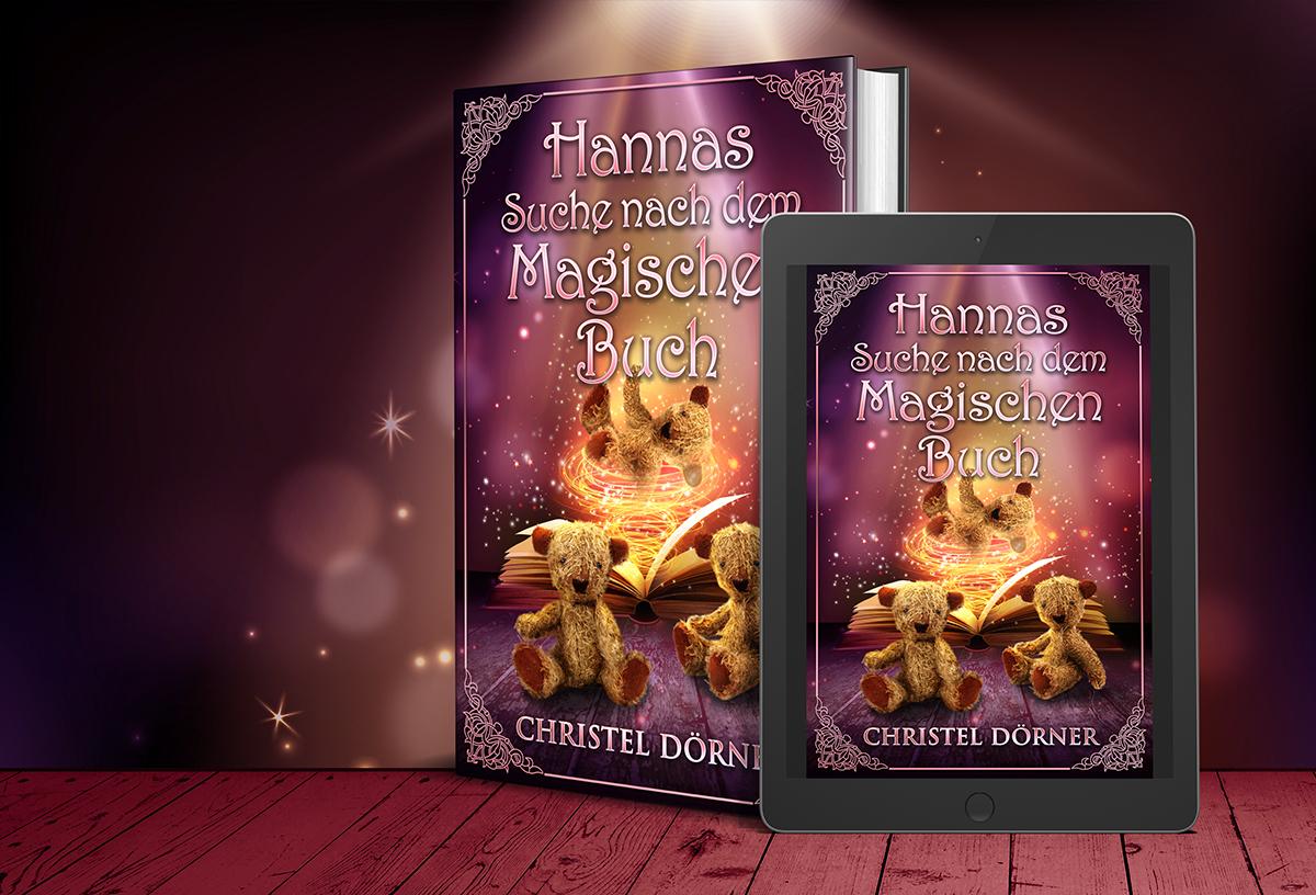 Hannas Suche nach dem Magischen Buch – jetzt auch als Kindle